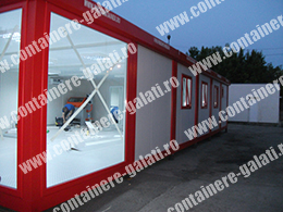 container modular second hand pret Tulcea